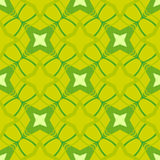 Green seamless pattern Stock Images
