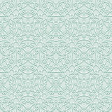 Green seamless pattern Royalty Free Stock Photography