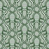 Green seamless pattern Stock Photo