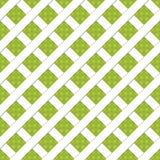 Green seamless template Stock Image