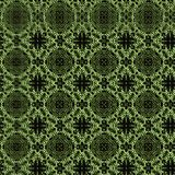 Green seamless  texture Royalty Free Stock Photography