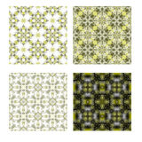 Green Seamless Tiling Textures Royalty Free Stock Photography