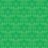Green seamless wallpaper Royalty Free Stock Photo