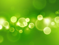 Green sensation Royalty Free Stock Photos