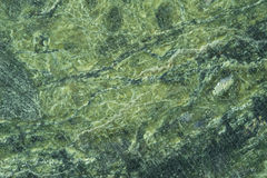 Green serpentine or serpentinite stone, abstract background Stock Photo