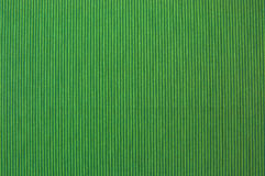 Green line wall cover Royalty Free Stock Photography