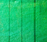 Green shading net Stock Photos
