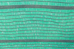Green shading net Royalty Free Stock Photo