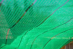 Green Shading Net Stock Images