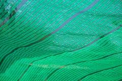 Green Shading Net Stock Photography