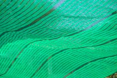 Green Shading Net protect sun light. Green Shading Net for protect sun light Royalty Free Stock Images