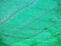 Green Shading Net Royalty Free Stock Image