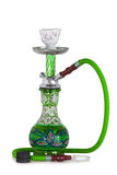 Green sheesha Royalty Free Stock Photo
