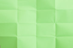 Green sheet of paper Royalty Free Stock Photo