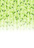 Green shiny geometric hi-tech background Royalty Free Stock Image