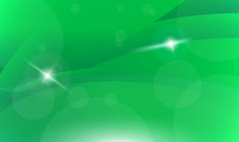 Green shiny spark futuristic vector Royalty Free Stock Photos