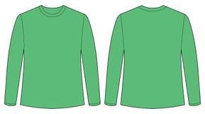 Green shirt Royalty Free Stock Photos