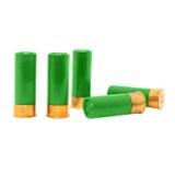 Green shotgun Royalty Free Stock Photography
