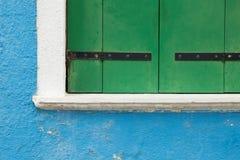 Green shutter Stock Photos