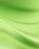 Green Silk Background Royalty Free Stock Photo