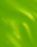 Green silk background Stock Photo