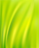 Green silk backgrounds Royalty Free Stock Images
