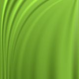 Green silk backgrounds Stock Photography