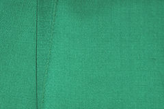 Green silk fabric Royalty Free Stock Photography
