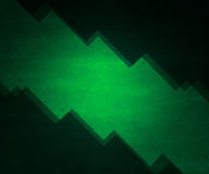 Green Simple Sharp Background Royalty Free Stock Photo