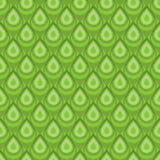 Green skin seamless pattern Royalty Free Stock Photo