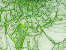 Green Slime Royalty Free Stock Image