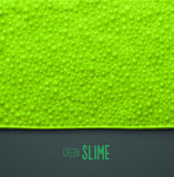 Green Slime Royalty Free Stock Photography