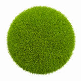 Green small planet Royalty Free Stock Images