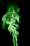 Green smoke Stock Images