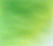 Green Smooth elegant cloth texture Stock Image