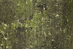 Green smooth marble surface with white, black and gray spots. natural rough texture. A green smooth marble surface with white, black and gray spots. natural stock photography