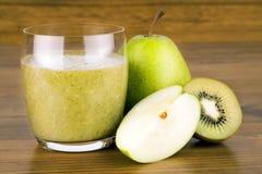 Green smoothie Royalty Free Stock Photo