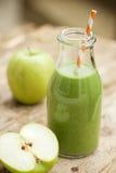 Green smoothie Royalty Free Stock Photos
