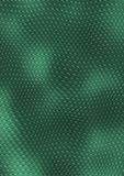Green snake skin. Patern computer generated stock illustration