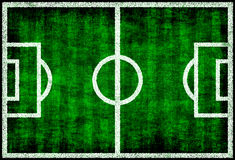 Green Soccer Field Stock Photos