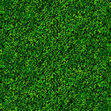 Green soccer grass texture. Top view green soccer grass texture background Royalty Free Stock Photos