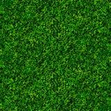 Green soccer grass texture Royalty Free Stock Photos