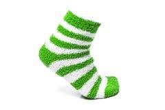 Green Socks Stock Photography