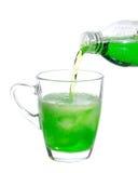 Green Soda Stock Photos