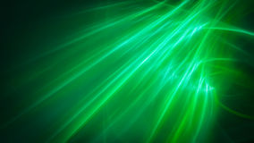 Green soft light from heaven Royalty Free Stock Photos
