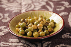 Green soya beans Royalty Free Stock Photography