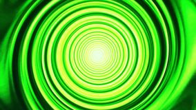 Green space time warp tunnel vortex loopable motion background. Abstract green space time warp tunnel vortex loopable motion background backdrop stock footage