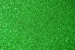 Green Sparkle Glitter background. Holiday, Christmas, Valentines, Beauty and Nails abstract texture stock images