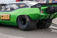 Green Speed Stock Images