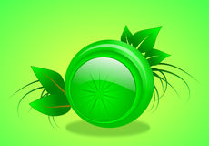 The Eco Eye Royalty Free Stock Images